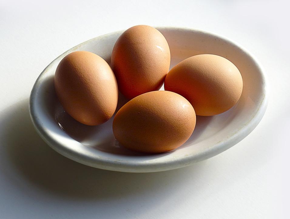pelmeni omlet