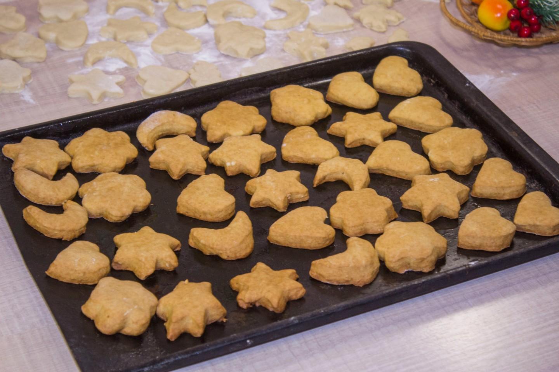Печенье на рассоле фото