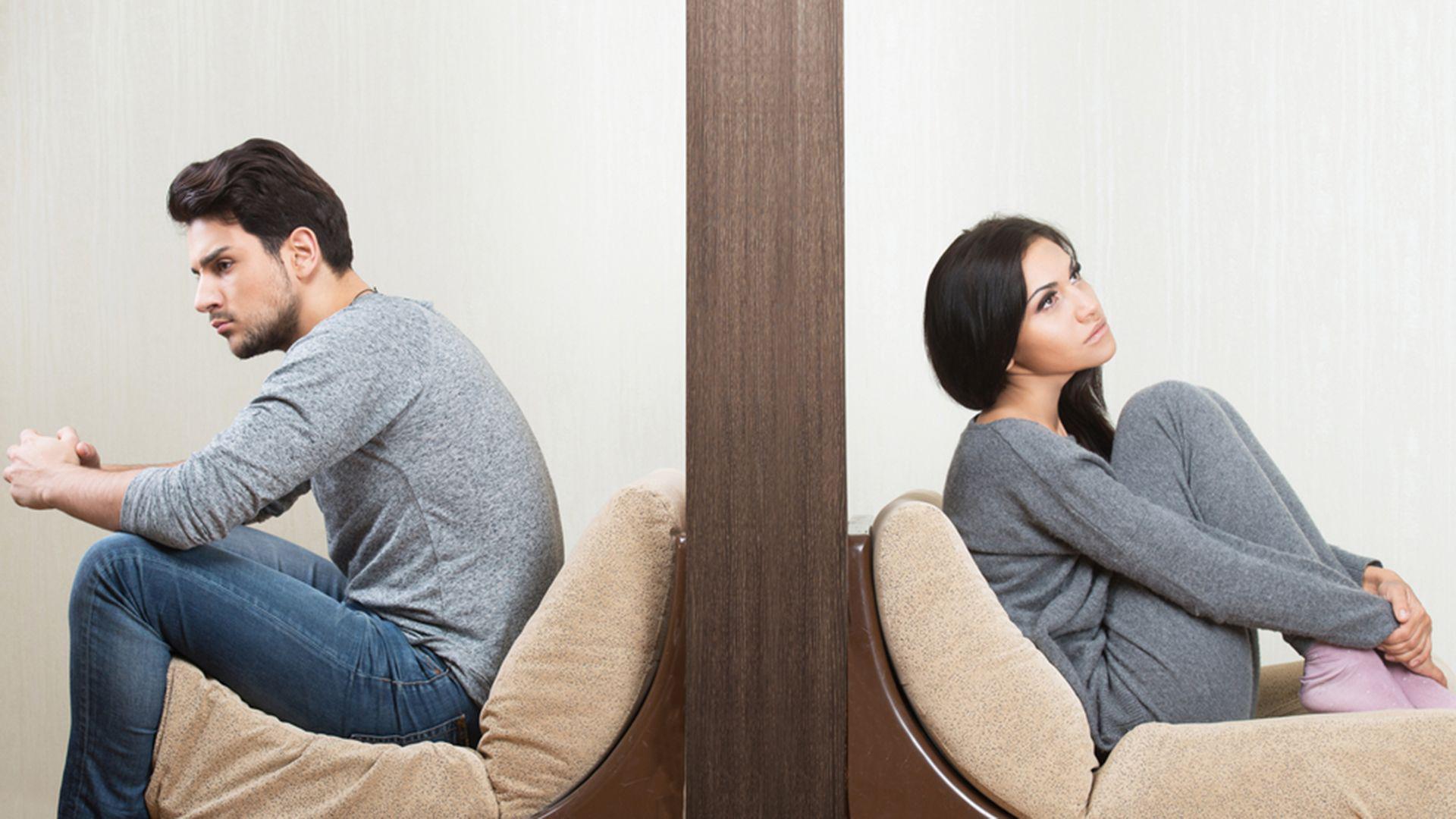 пары после развода фото илья