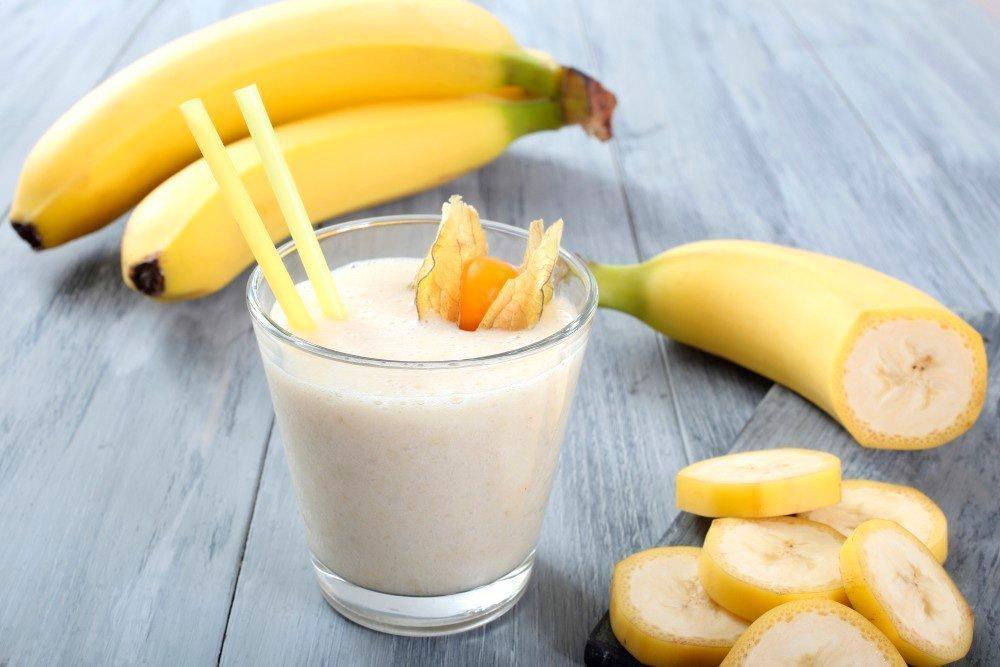 диета банановый коктейль