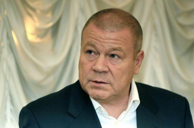 Актер Сергей Селин