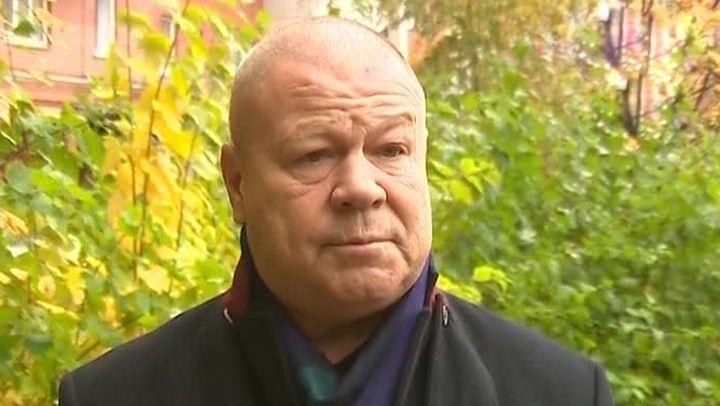 Заслуженный артист России Сергей Селин