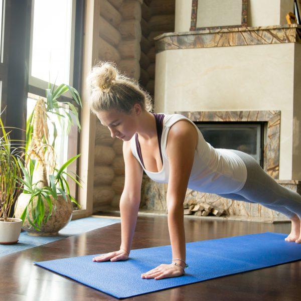 Йога Как Средство Похудения. 24 эффективных асаны для похудения в домашних условиях