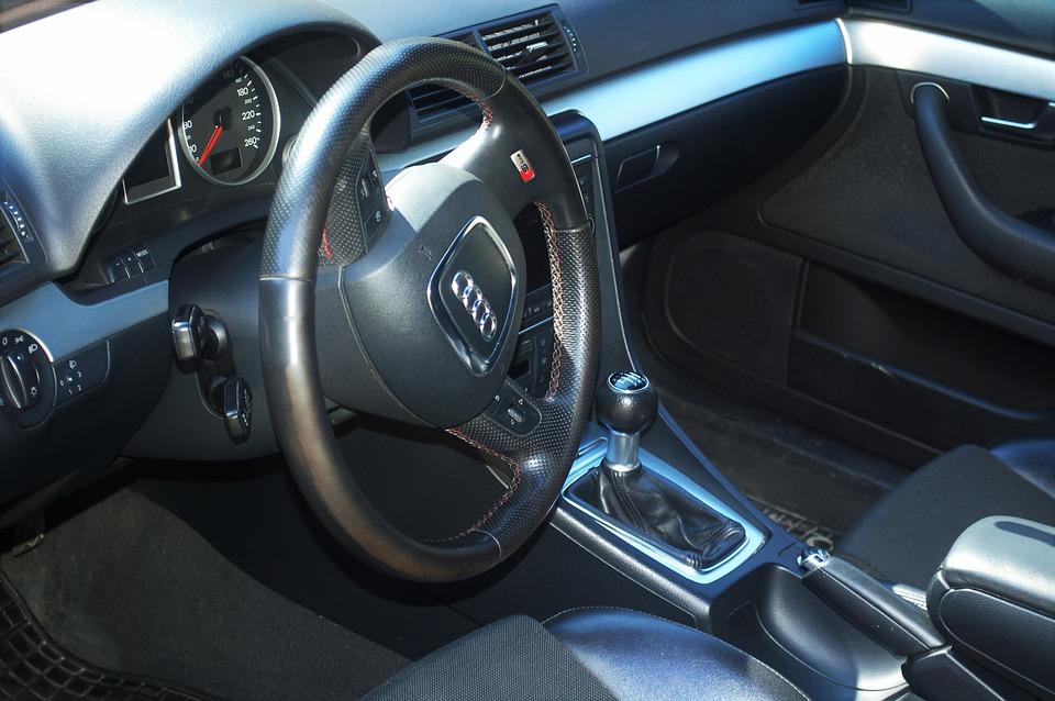 панель управления автомобилем