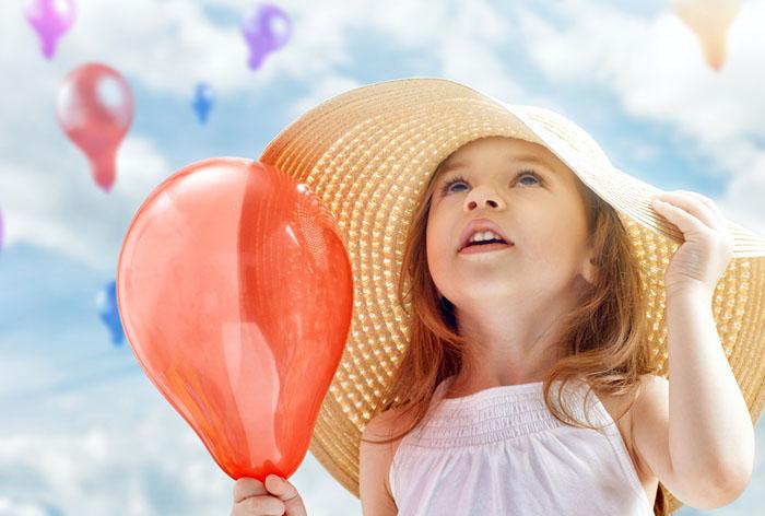 Воздушный шар - гелиевый или гелевый?