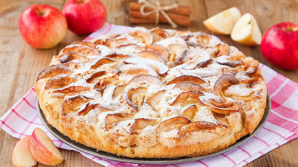 пироги с яблоками с картинками нужно делать овальные