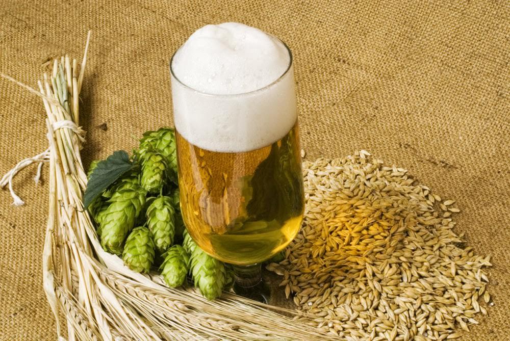 Продукты для варки пива