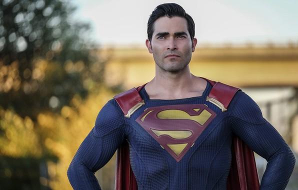 Супермен в исполнении Тайлера Хэклина