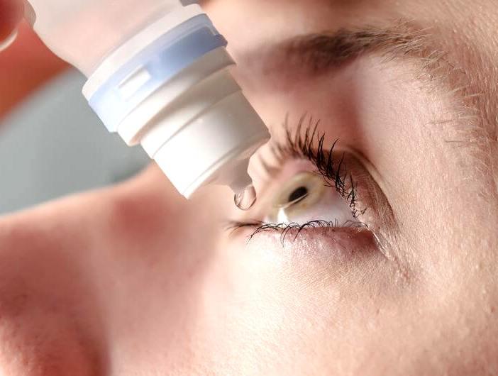 Увлажняющие капли для глаз какие лучше, список препаратов