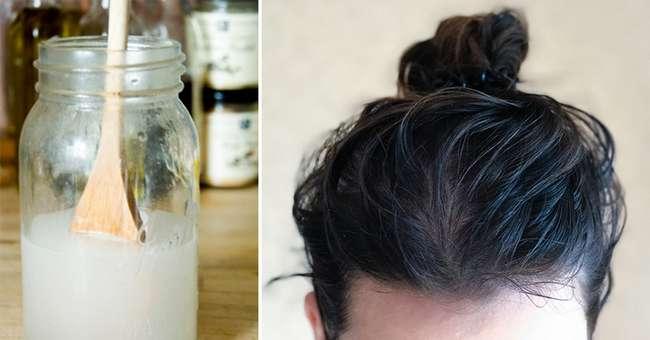 Как мыть голову содой