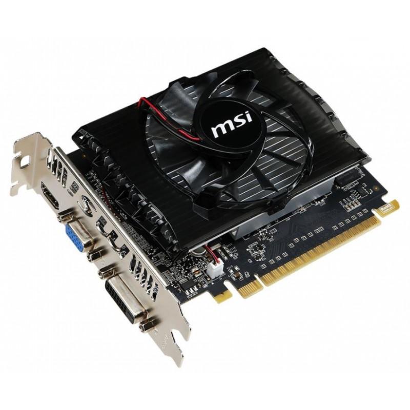 Видеокарта MSI GeForce GT 730 (2048MB DDR3)