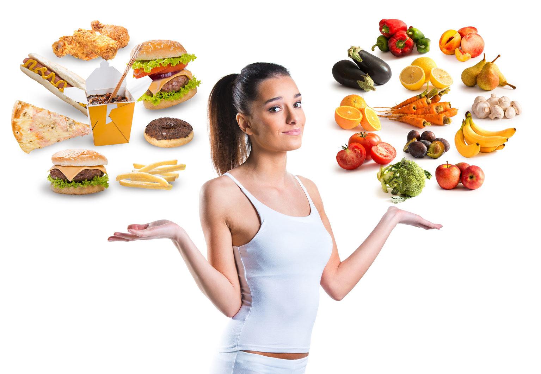 Едим чтобы похудеть