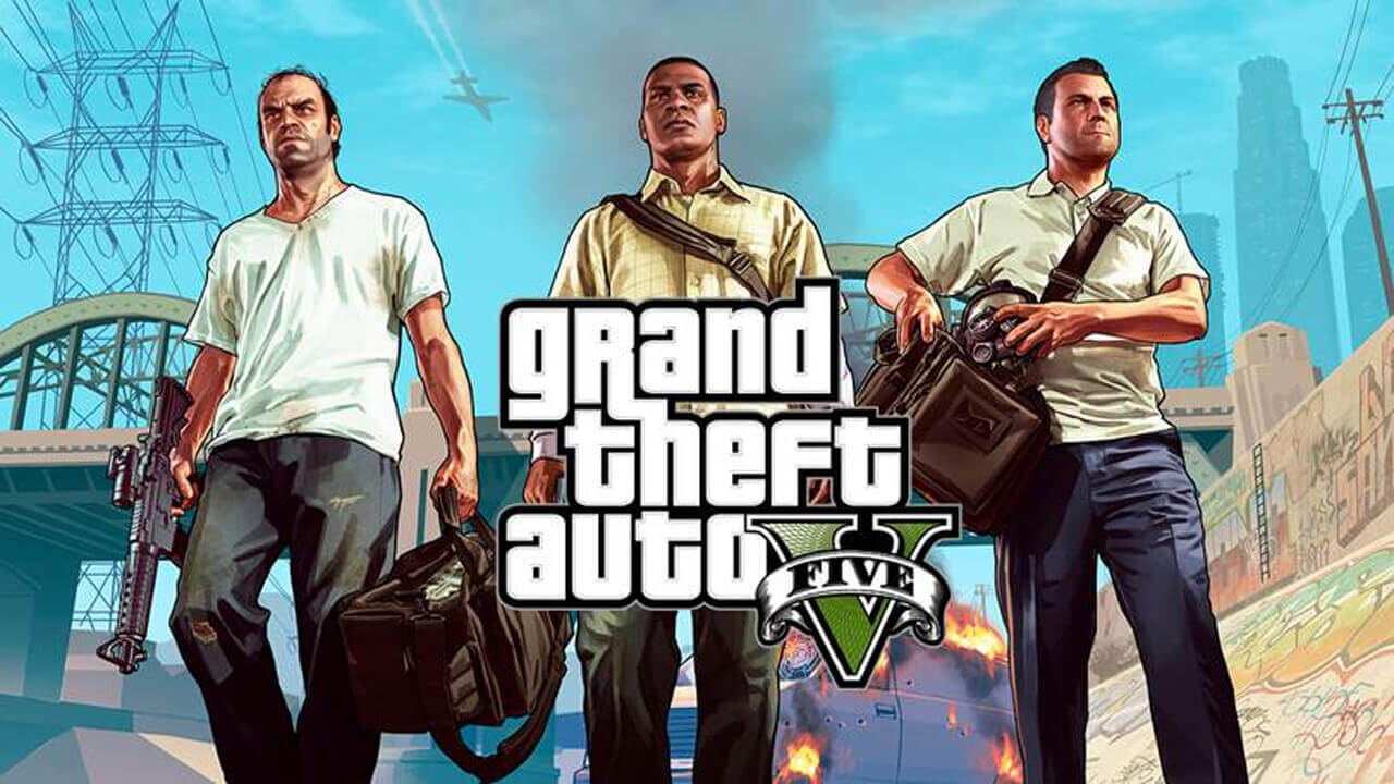 Grant Theft Auto V