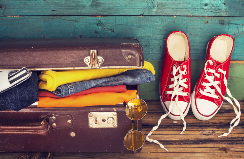 Картинки сбора чемодана