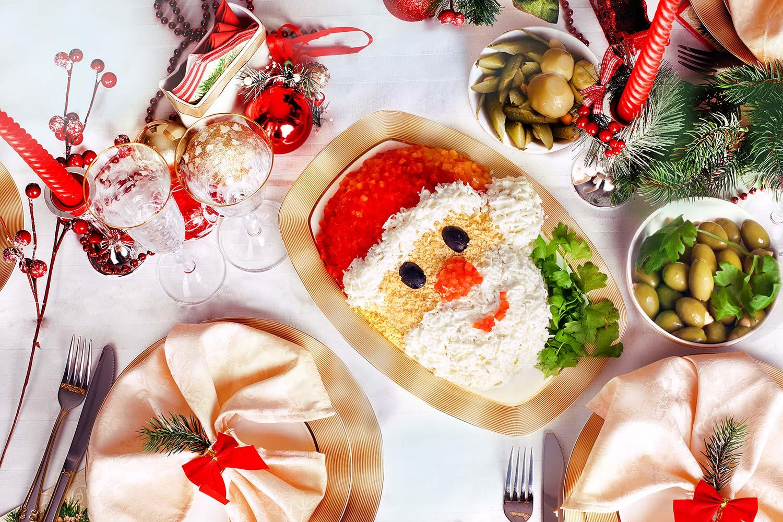 лучшие новогодние блюда фото рецепты основном болота