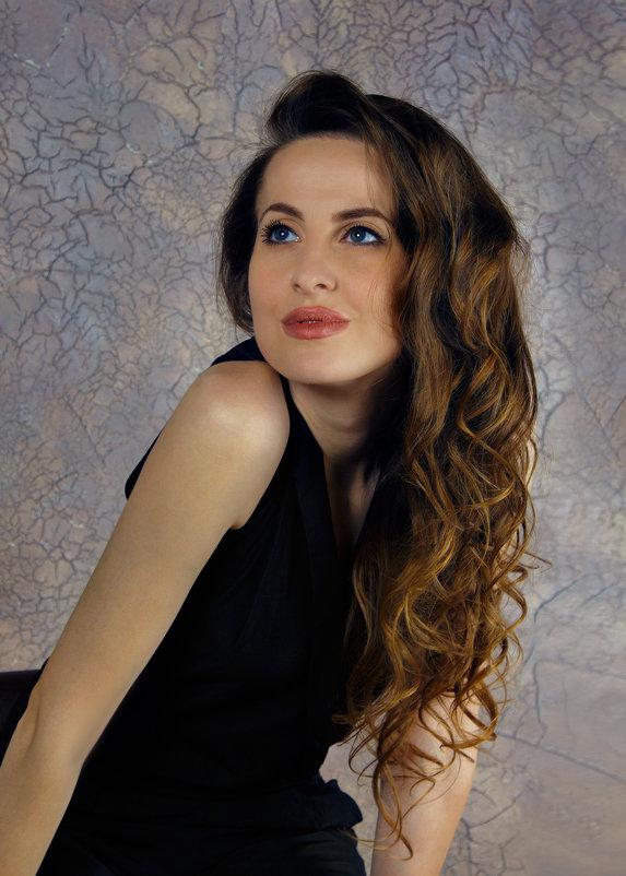 марина королева девушка модель фото