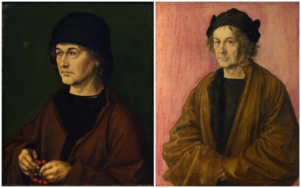 Портреты Дюрера Старшего
