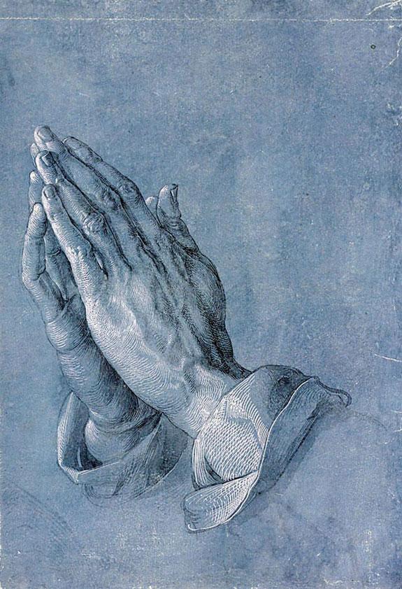 Руки в молении