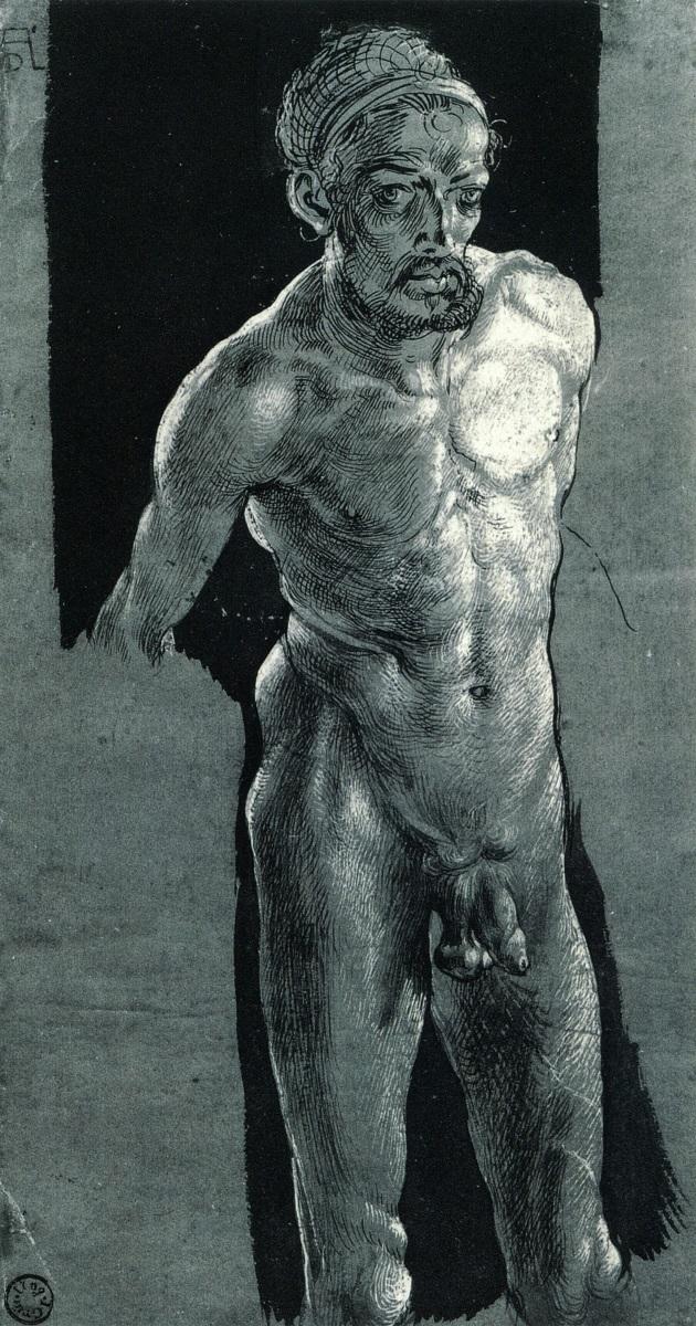 Автопортрет, 1509