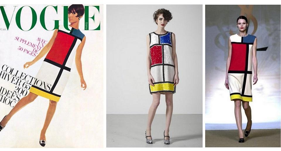 Платья Mondrian