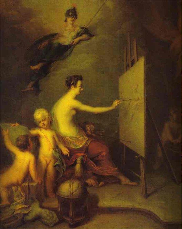 Аллегория живописи