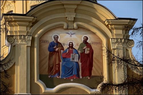 «Предстояние апостолов Петра и Павла перед Христом»