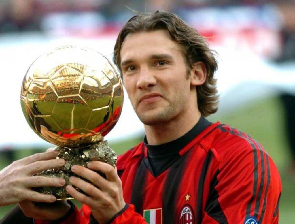 Почему Андрей Шевченко такой популярный футболист