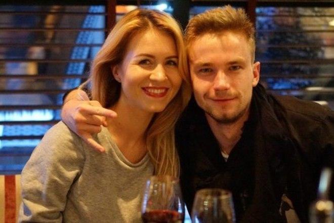 Саша Петров и Дарья Емельянова
