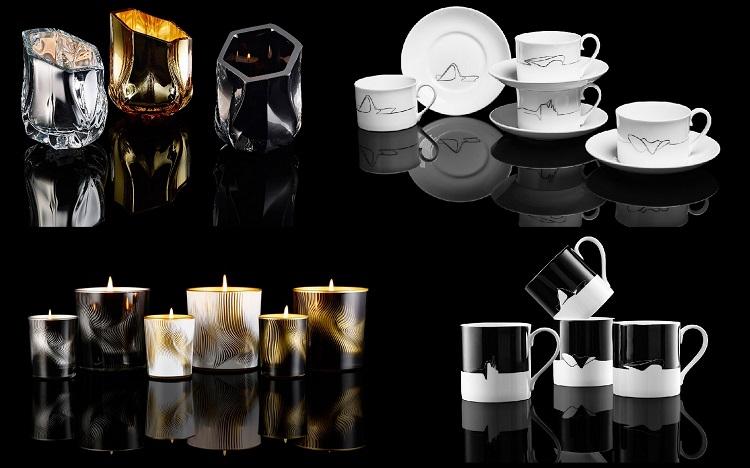 Home Collection от Захи Хадид