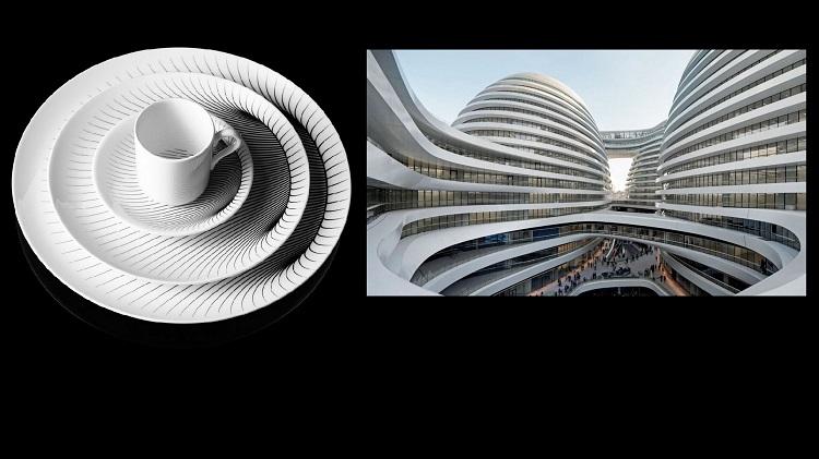 Дизайн Захи Хадид