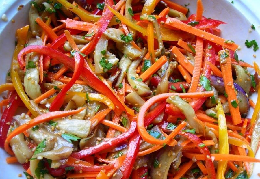вас корейские салаты рецепты с фото пошагово общем