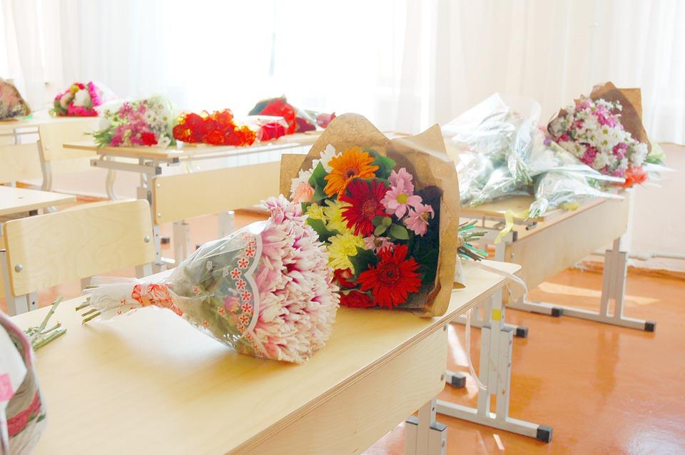Картинки цветы на первое сентября