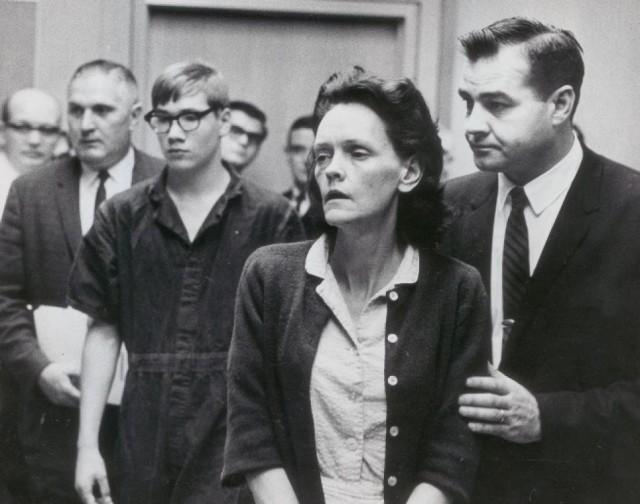 Гертруда Банишевски на заседании суда косила под сумасшедшую