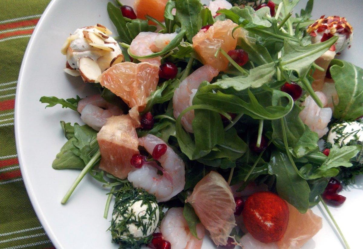 Легкие салаты для гостей рецепты с фото