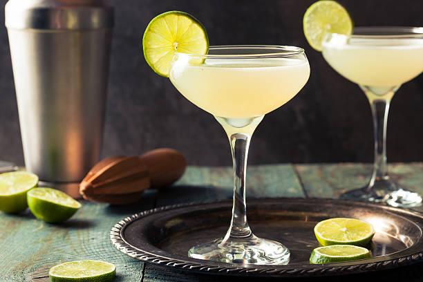 Дайкири коктейль из рома в домашних условиях