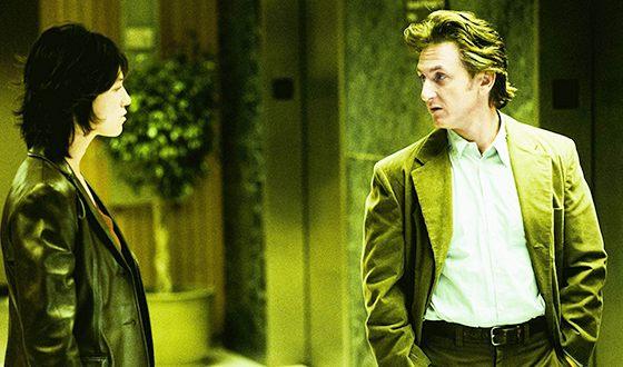 Шарлотта Генсбур и Шон Пенн в драме «21 грамм»