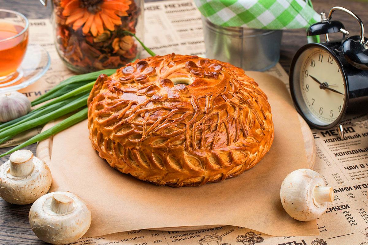 розничная пирог курник рецепт с фото всегда готовы