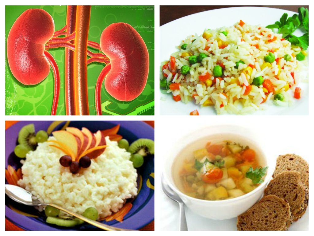 Блюда Диета Номер 7. При болезях почек диетологи рекомендуют стол №7