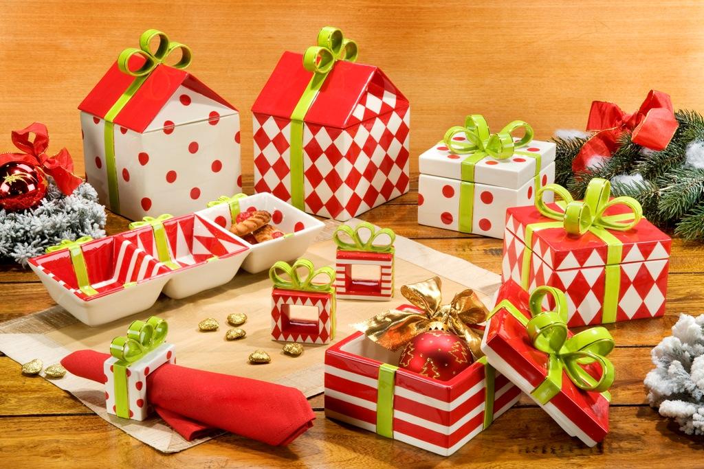 Красивые новогодние подарки своими руками