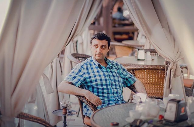 Аслан Гусейнов певец Азербайджан
