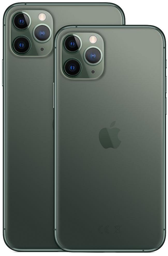 Камеры смартфонов Apple одни из самых качественных
