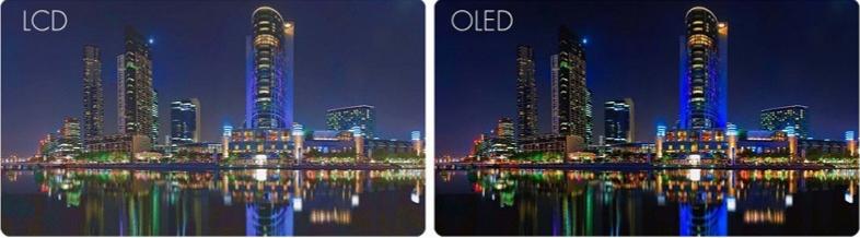 Стоит выбирать OLED дисплей
