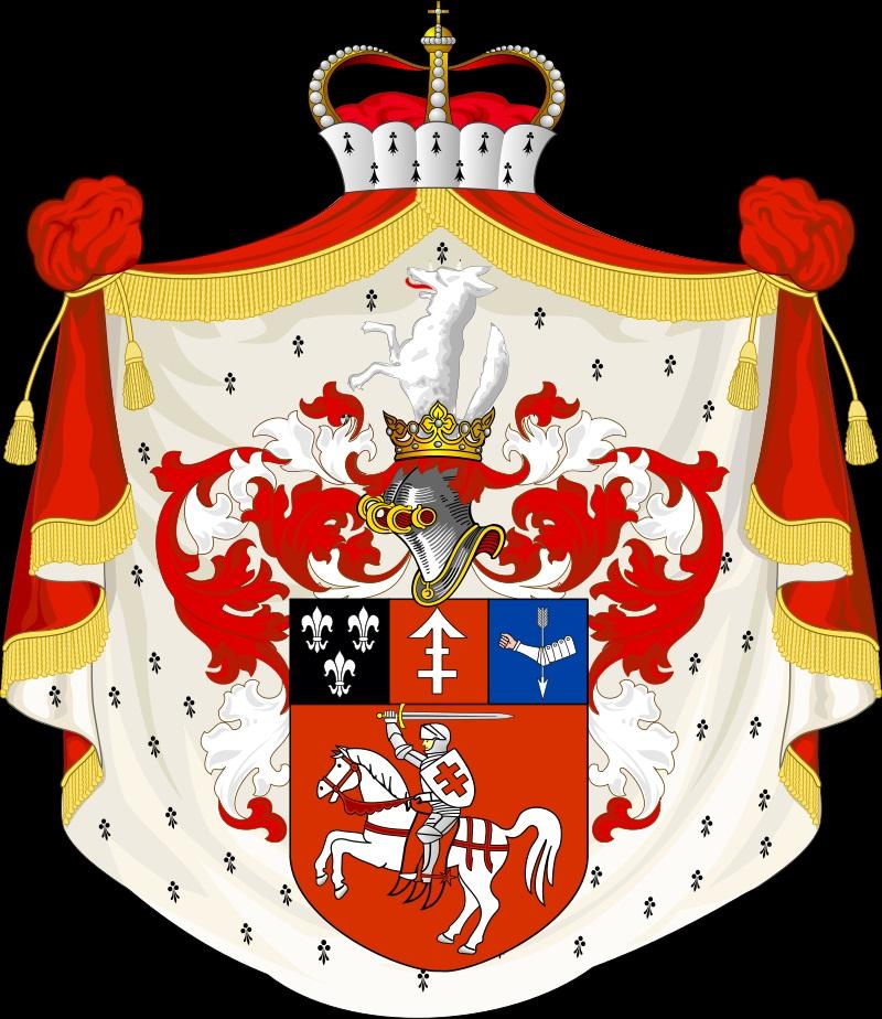 Герб шляхетского рода Сапег