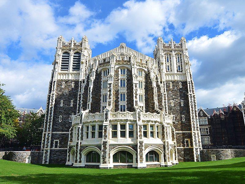 Колледж в Нью-Йорке