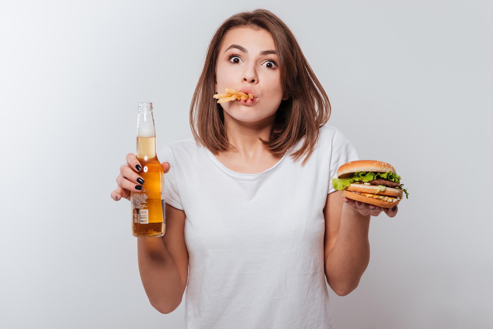Голодная диета вред