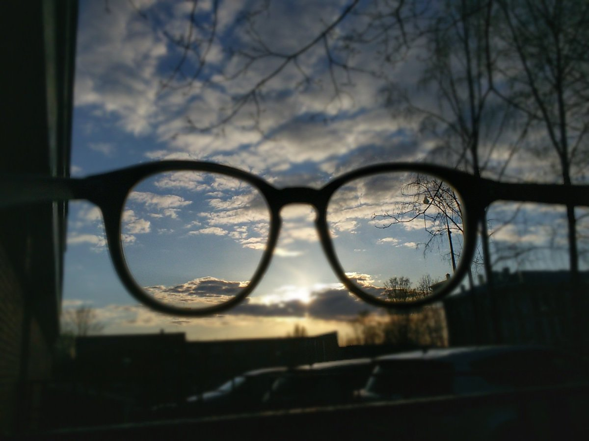 как видят люди с плохим зрением фото неважно