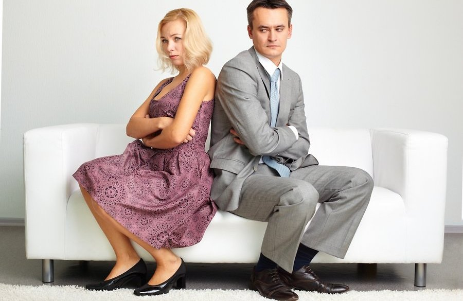 Мужчина и женщина непонимание