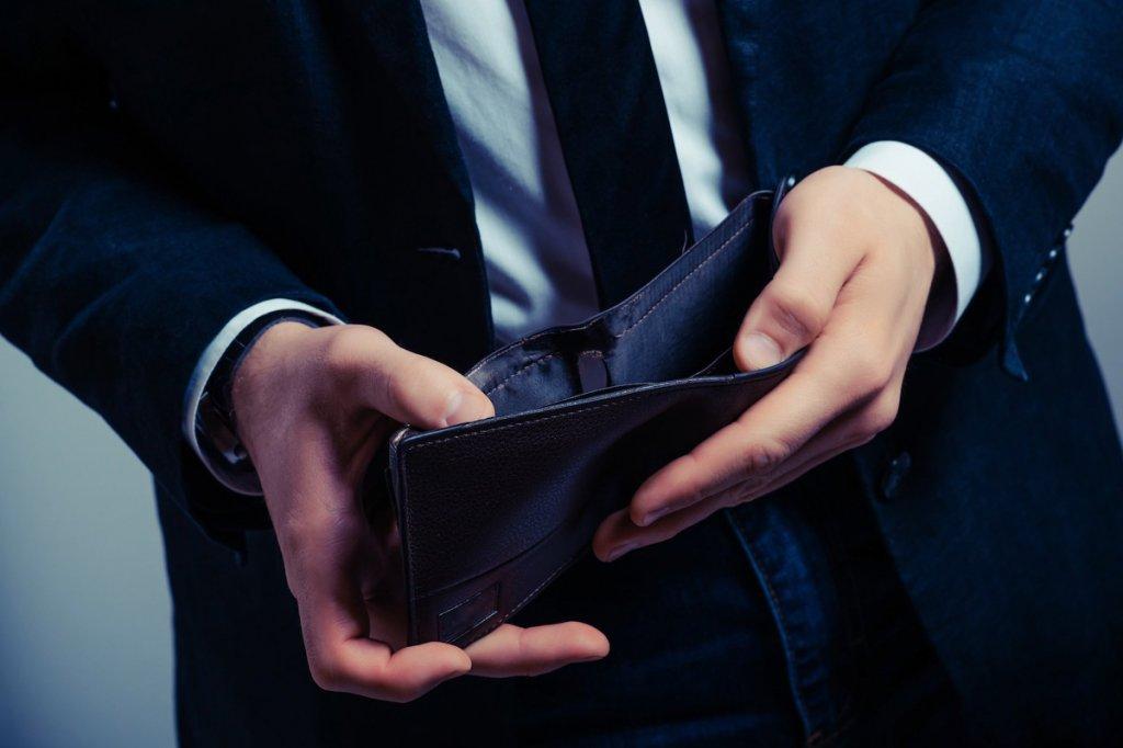 Не следует бояться процедуры банкротства, если нет имущества