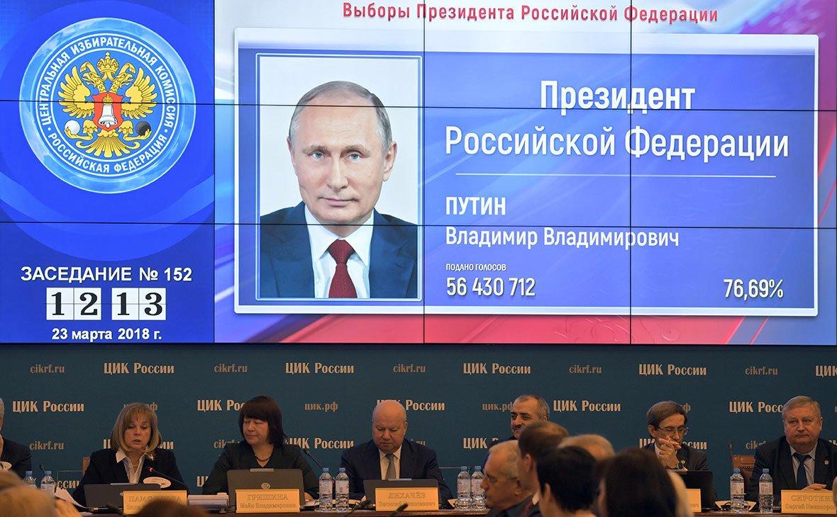 Президент РФ - лидер одной из ведущих стран мира!