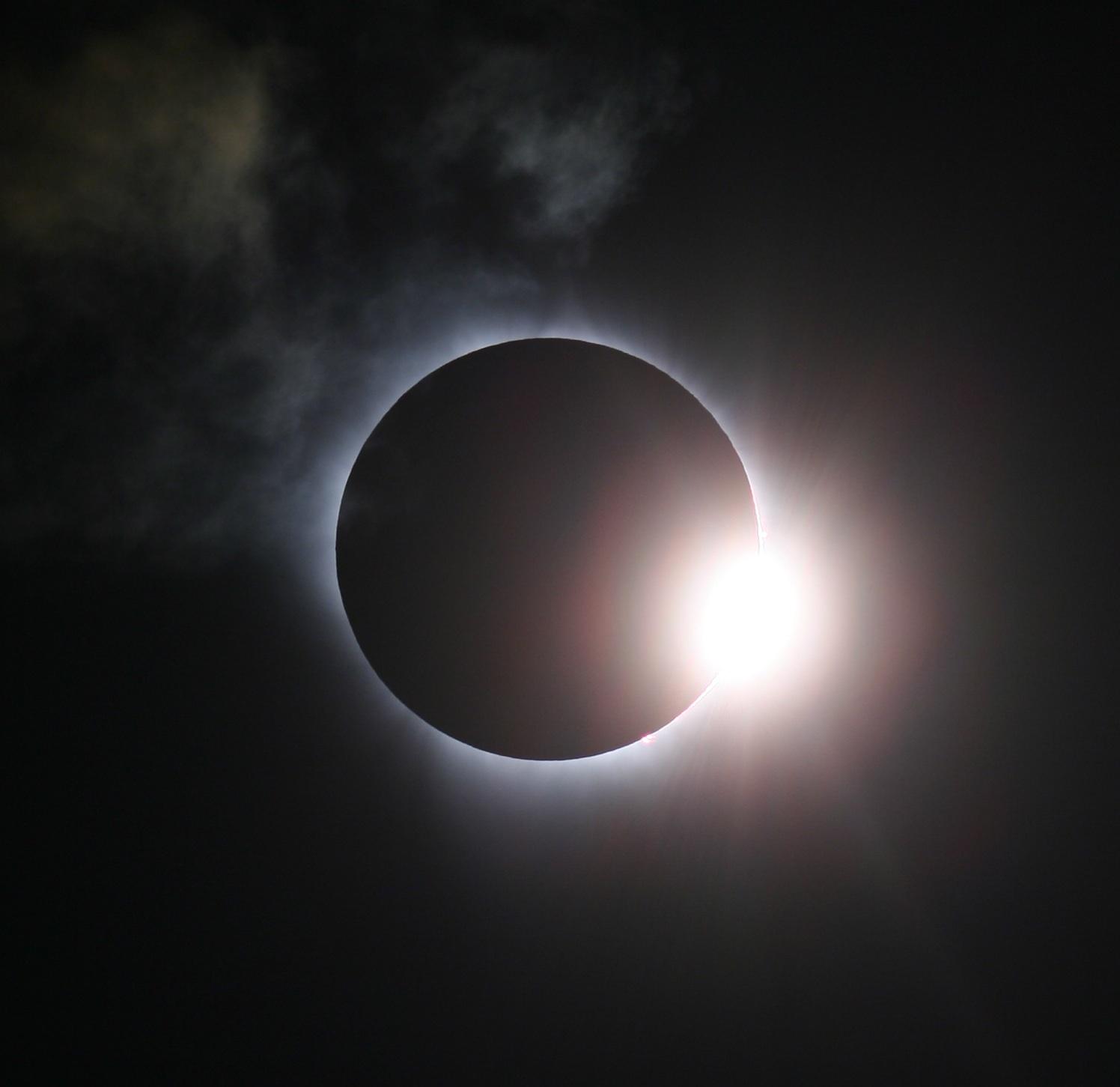 Картинки лунного и солнечного затмения